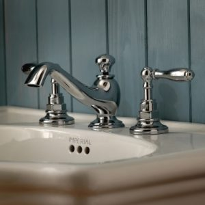 Imperial Bathroom Vuelo 3-hålsblandare