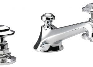 Imperial Bathroom Niveau 3-hålsblandare