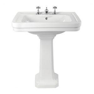 Imperial Bathroom Chelsea pedestal 20-LN1PE
