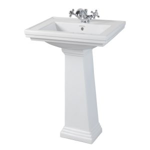 Imperial Bathroom Astoria Deco small pedestal 20-AD2PE01000